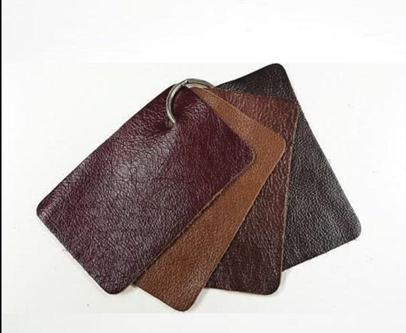 warna souvenir clutch kulit sapi asli