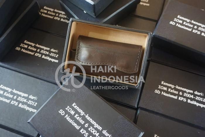 paket merchandise seminar kit kulit