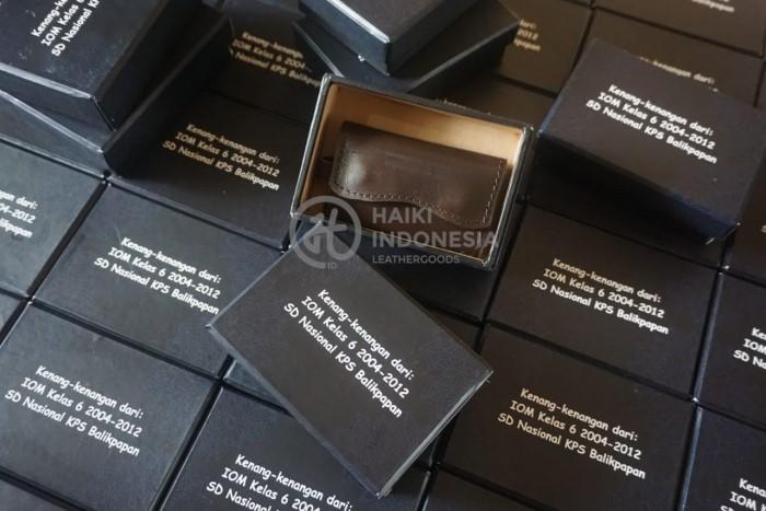 model gantungan kunci dompet kulit
