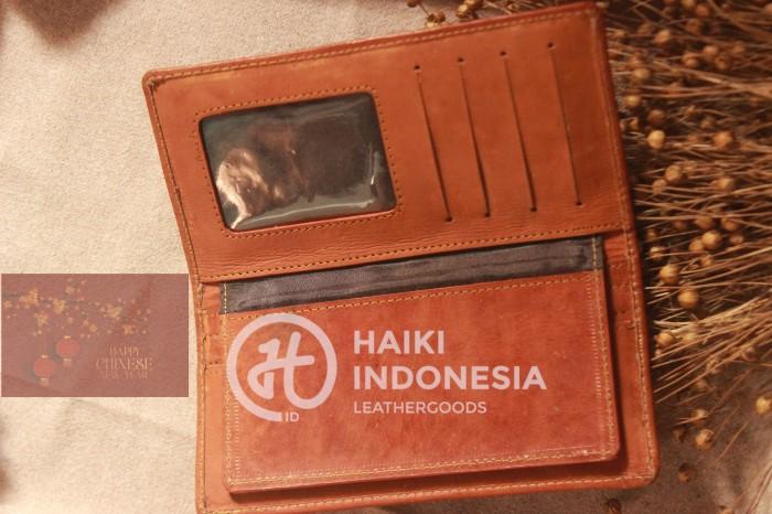 hadiah imlek unik dompet kulit asli