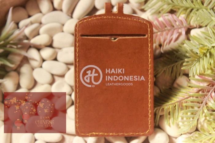 id card kulit untuk hadiah imlek