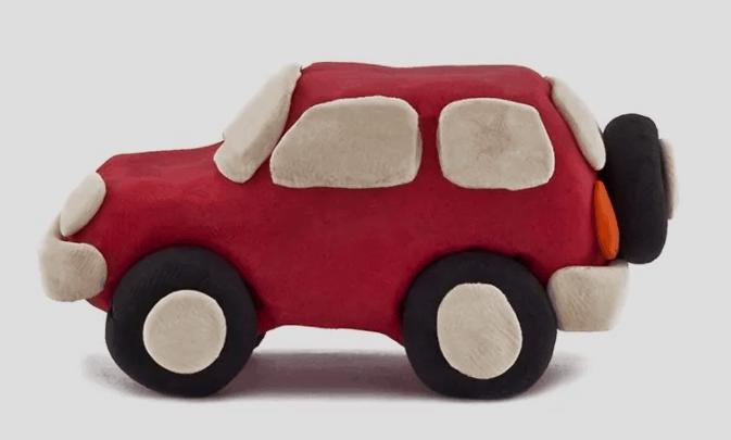 boneka lucu mobil mini