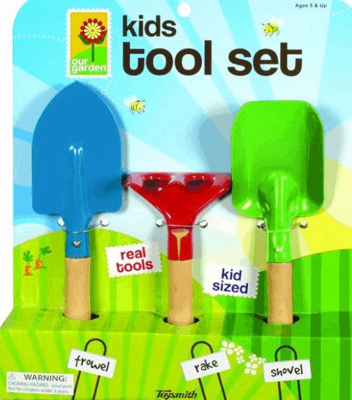 garden kit tools