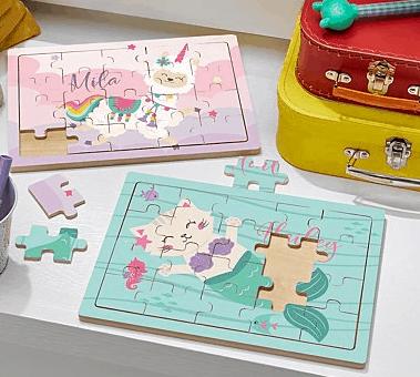 Mainan Puzzle Unik