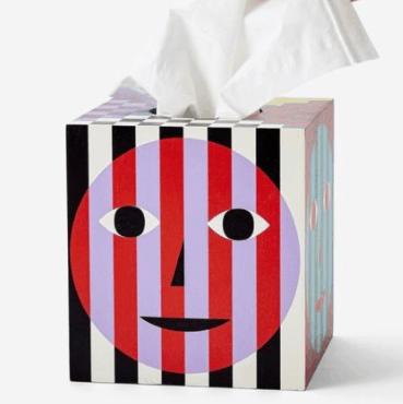 box tissue souvenir