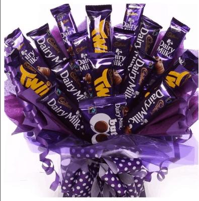 kado kelulusan snack cokelat